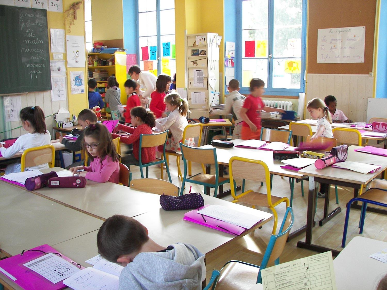 Classe d'école (CP)
