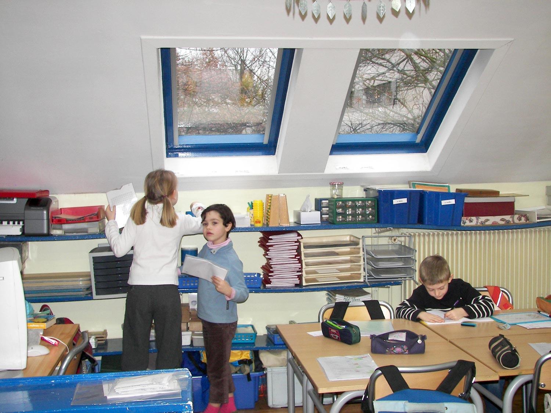 AIRAP - Classe d'école