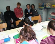 Salle de classe - Orsay