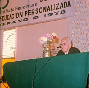 P. FAURE - Verano 1978