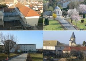 Sacré Coeur - Cluny