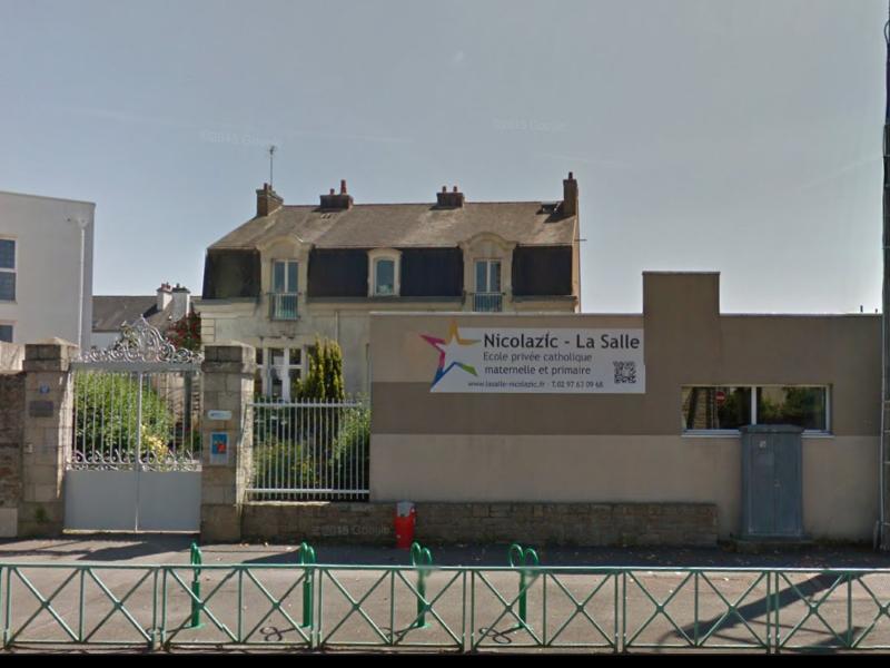 Ecole Nicolazic - Vannes