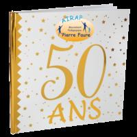 Notez dès maintenant la date du 13 novembre 2021 ! Cinquantenaire de l'AIRAP Pierre Faure à PARIS