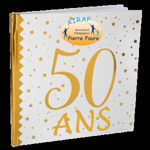 Notez dès maintenant la date du 13 novembre 2021 ! - Cinquantenaire de l'AIRAP Pierre Faure à PARIS
